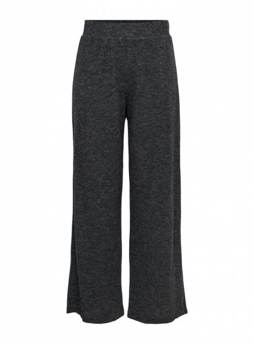 PANTS FEM KNIT PL92/VI8 - BLACK -