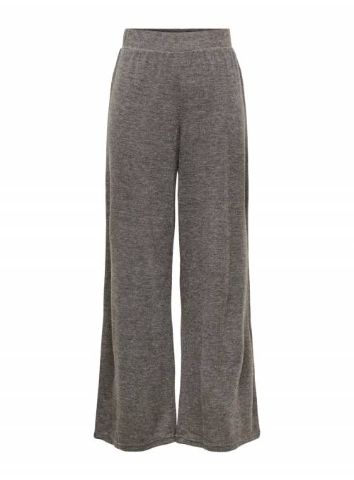 PANTS FEM KNIT PL92/VI8 - GREY -