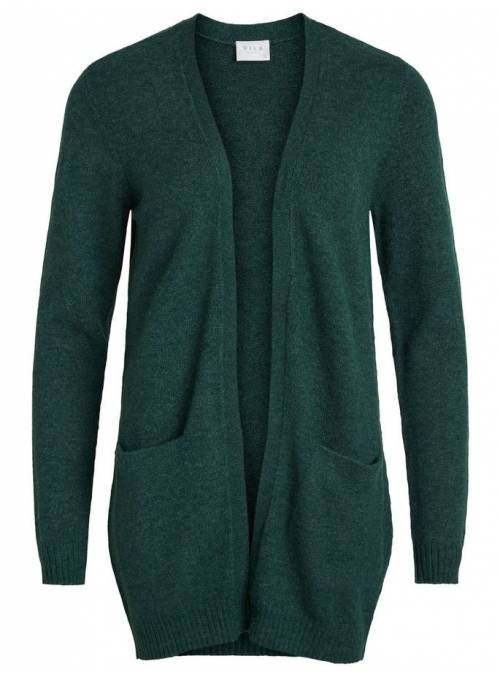 CARDIGAN BASIC GREEN