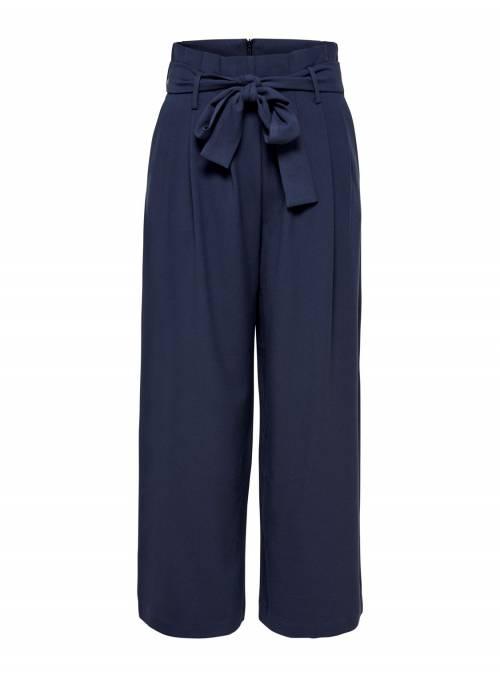 PANTS FEM WOV PL63/VI32/EA5 - BLUE -