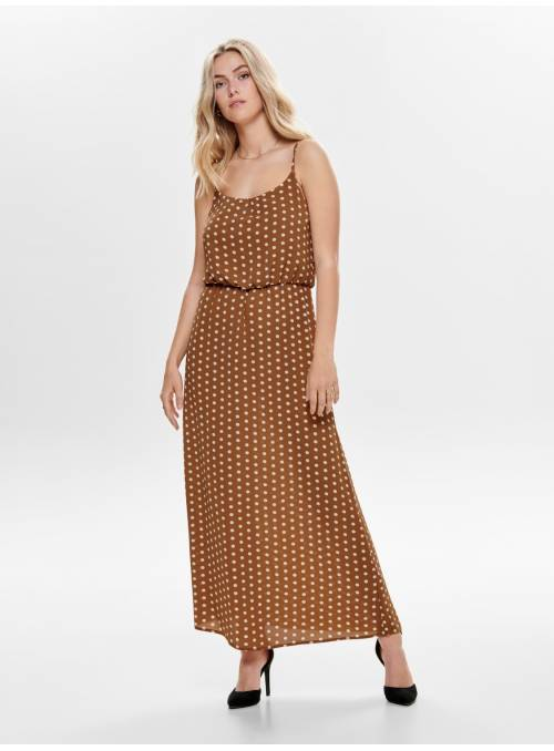 MAXI DRESS PRETTY DOT