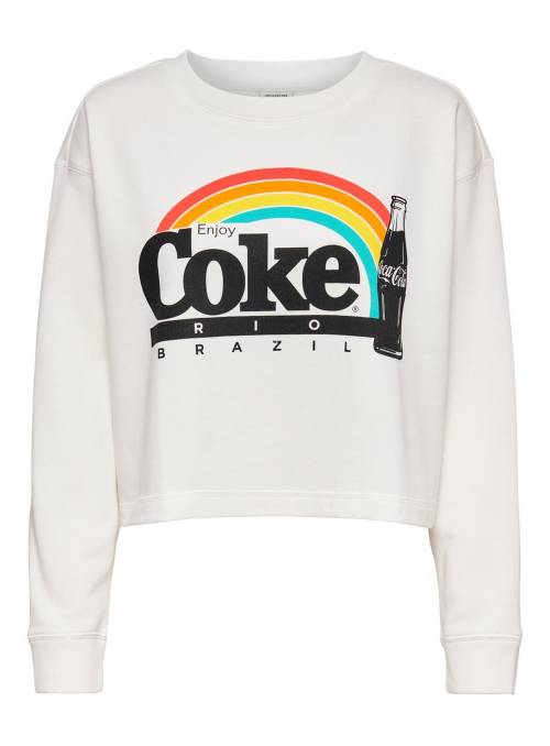 SWEAT - WHITE - COKE_