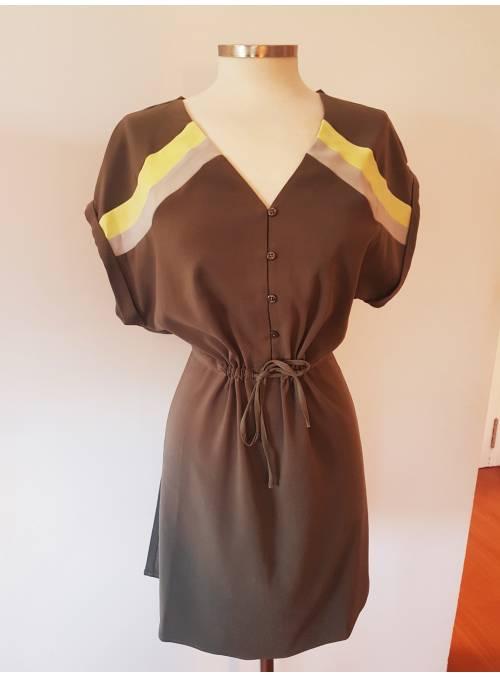 DRESS TREND GREEN -